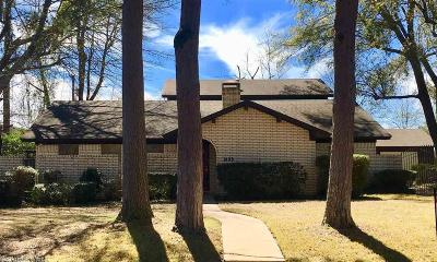 Bowie County Single Family Home For Sale: 1409 Lavaca