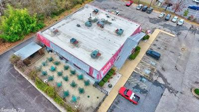 Hot Springs Commercial For Sale: 3350 Central Ave