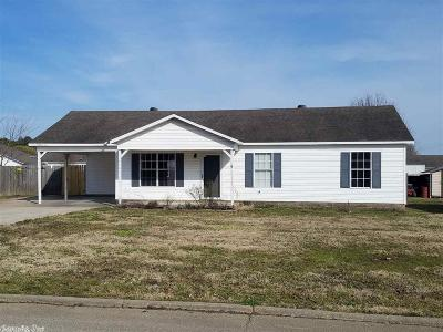 Paragould AR Single Family Home For Sale: $112,900