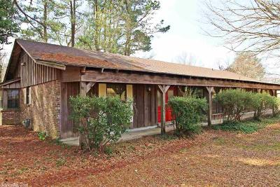 Pine Bluff Single Family Home For Sale: 6204 Oden