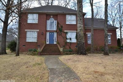 White County Single Family Home For Sale: 211 Red Oak
