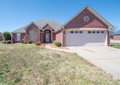 North Little Rock Single Family Home New Listing: 13528 Hansfield Circle