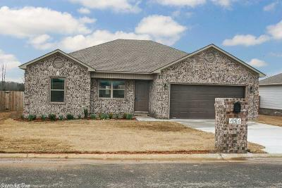 Beebe Single Family Home For Sale: 136 Wildflower Drive