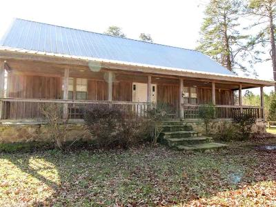 Roland Single Family Home For Sale: 9401 Barrett Road