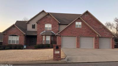Russellville Single Family Home New Listing: 806 Wood Duck