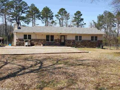 Conway AR Single Family Home New Listing: $115,000