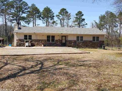 Faulkner County Single Family Home New Listing: 72 Fuller Road