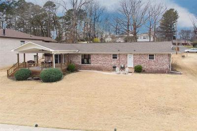Garland County Single Family Home For Sale: 102 Channelview