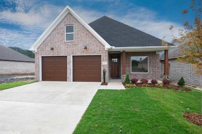 Little Rock Single Family Home New Listing: 8 Bentwood Lane