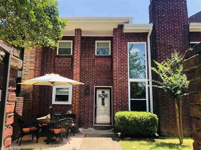 Bowie County Condo/Townhouse For Sale: 1 Dogwood Lake Dr