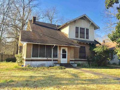 Pine Bluff Single Family Home New Listing: 804 W 20th