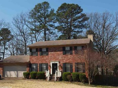Little Rock Single Family Home New Listing: 32 Old Forge Court