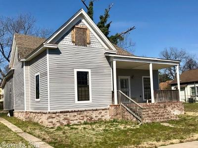 Little Rock Single Family Home New Listing: 2426 W 13th