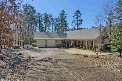 Garland County Single Family Home For Sale: 13 Fastota Place