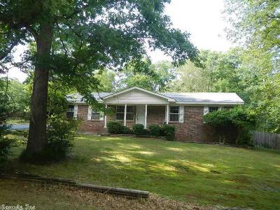 Saline County Single Family Home Take Backups: 7824 Homestead