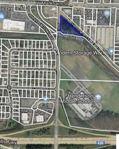 Residential Lots & Land For Sale: 8619 Cunningham Lake Road