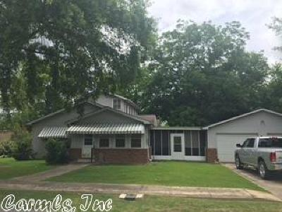 Star City Single Family Home For Sale: 401 S Jefferson