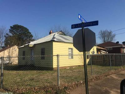 White County Single Family Home New Listing: 811 Academy
