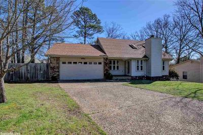Maumelle Single Family Home For Sale: 10 Christy Lane
