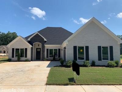 Bryant Single Family Home New Listing: 2215 Hurricane Gardens