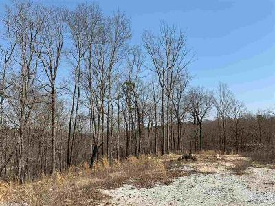 Bryant Residential Lots & Land New Listing: 4.29 Diamond Hills Cove