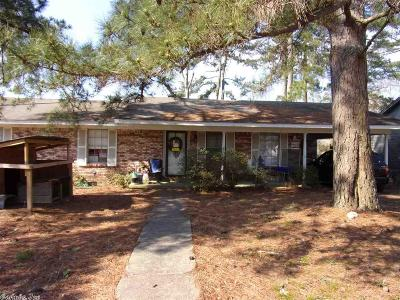 Rison Single Family Home For Sale: 409 Jasmine