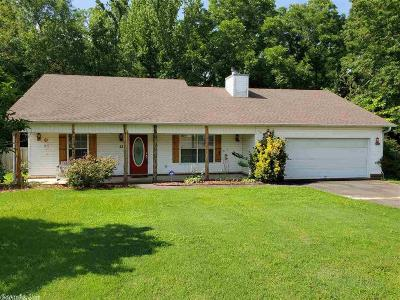 Cabot Single Family Home New Listing: 23 Crestwood Cove