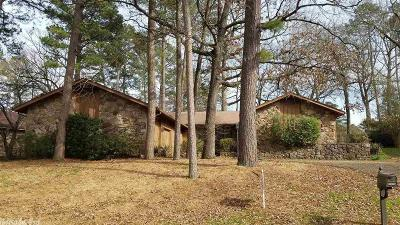 Little Rock Single Family Home Take Backups: 11015 Dogwood Cove