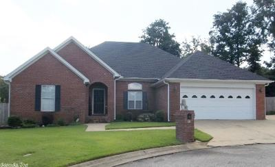 Searcy Single Family Home For Sale: 127 Belle Meade Drive
