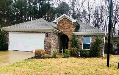 Bryant Single Family Home New Listing: 1418 Hunter Wood Drive