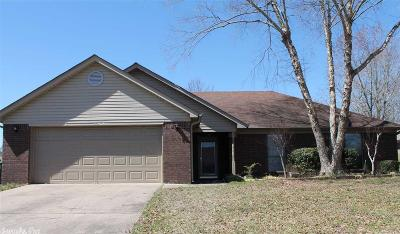 Conway AR Single Family Home New Listing: $165,900