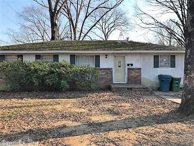 Little Rock Single Family Home New Listing: 17 Durham Drive