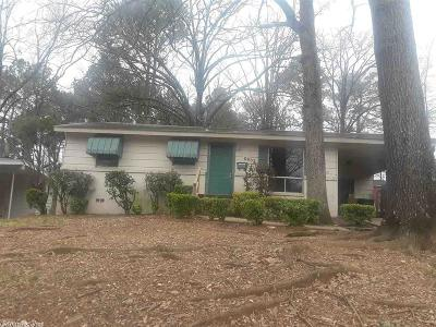 Little Rock Single Family Home New Listing: 6902 W Wakefield Drive