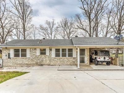 Garland County Single Family Home New Listing: 127 Bridgeview