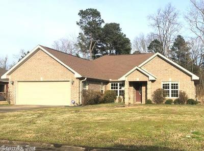 White Hall AR Single Family Home New Listing: $162,000