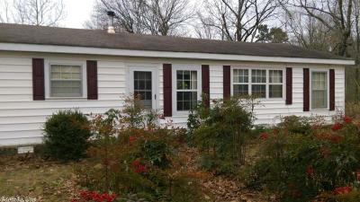 Drasco Single Family Home For Sale: 575 Greers Ferry Road