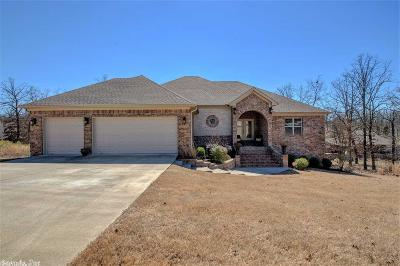 Cabot Single Family Home New Listing: 814 Tumbling Circle
