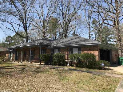 Pine Bluff Single Family Home New Listing: 6403 Granada Trail