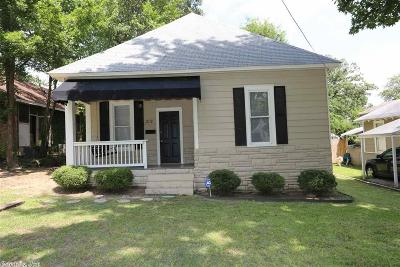 Little Rock Single Family Home Price Change: 219 Walnut Street