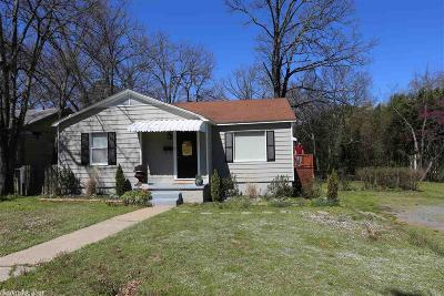 Little Rock Single Family Home New Listing: 5800 Lee Avenue