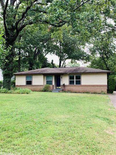 Little Rock Single Family Home New Listing: 9 Brookview Circle