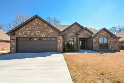Jacksonville Single Family Home For Sale: 1304 Mule Deer Street