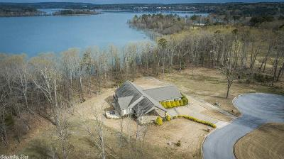 Heber Springs Single Family Home For Sale: 1040 Pointe One Cove Ln