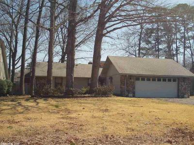Garland County Single Family Home New Listing: 129 Silverwood Point