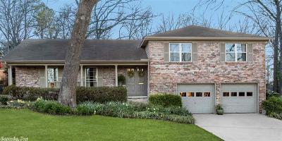 Little Rock AR Single Family Home New Listing: $285,000