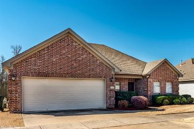 Little Rock AR Single Family Home New Listing: $196,000