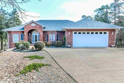 Hot Springs Vill., Hot Springs Village Single Family Home For Sale: 101 Pizarro Drive