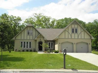 Hot Springs Single Family Home For Sale: 118 Blue Moon Terrace