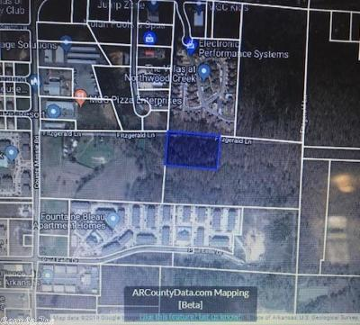 North Little Rock Residential Lots & Land For Sale: Counts Massie