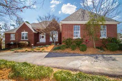 Little Rock Single Family Home For Sale: 3900 Ridgefield Lane